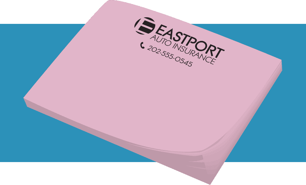 Personalized Post-it® notes
