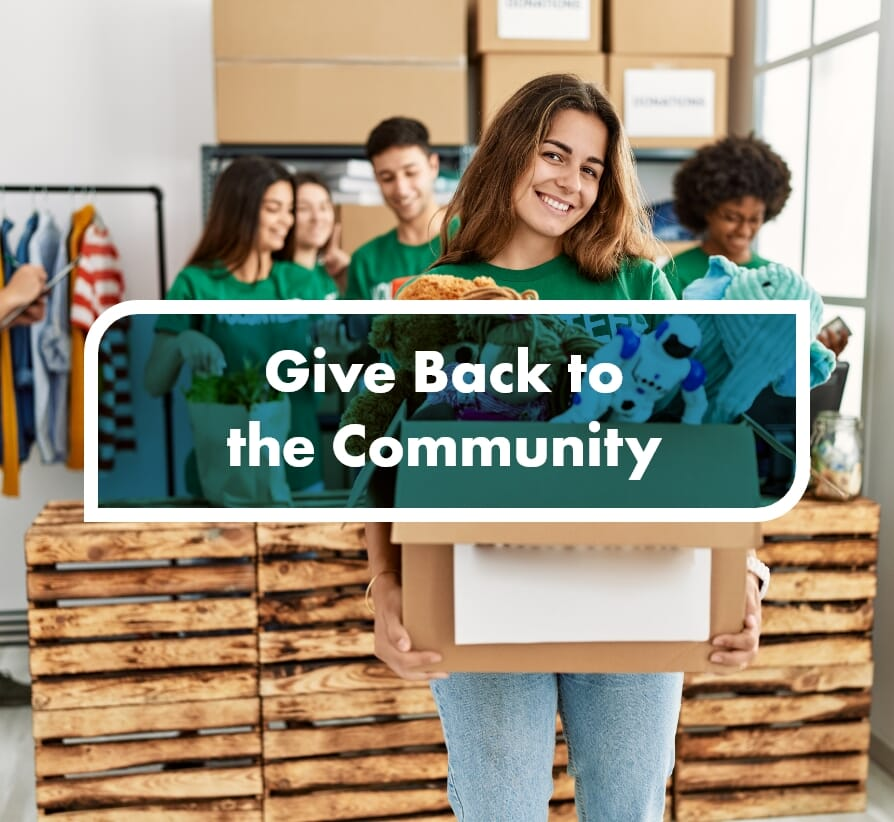 10 Creative Ideas for Businesses to Give Back to the Community
