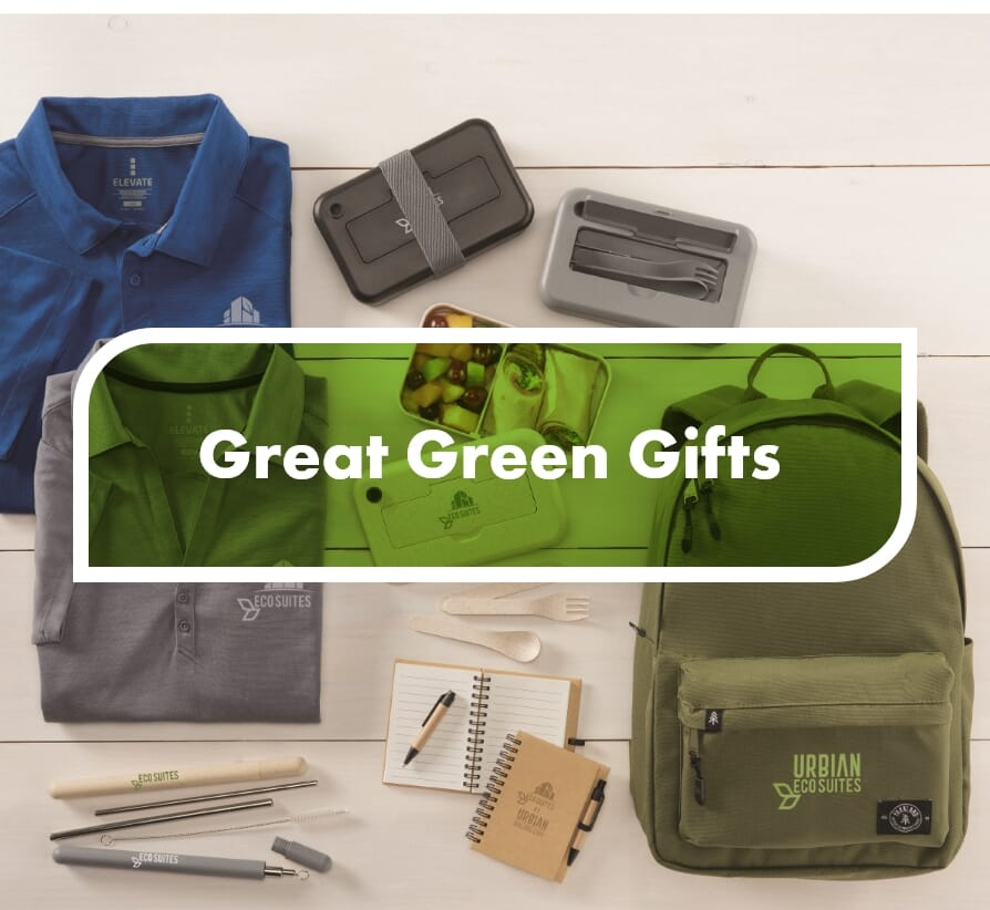 Great Green Gifts – 9 Fresh Eco-Friendly Corporate Gift Ideas for Holiday 2021