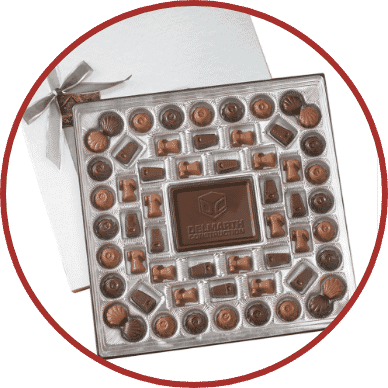 Custom Box of Chocolates