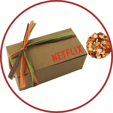 Kraft Gift Box with
