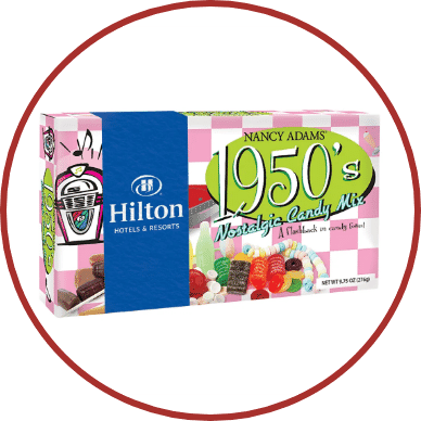 Nostalgic Candy Gift Box