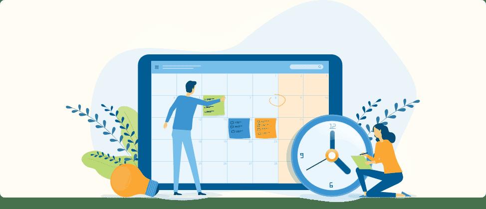 Create a flexible work schedule