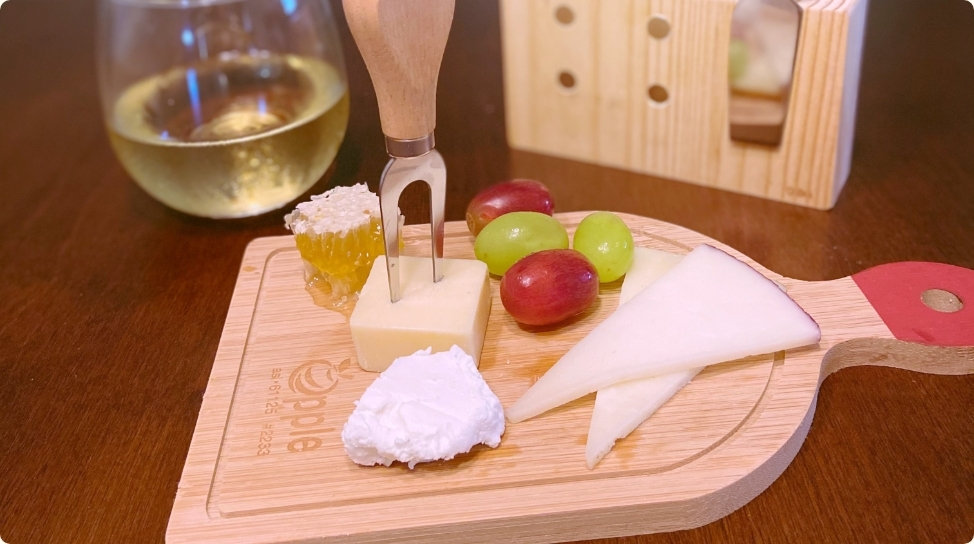 7. Real estate closing gifts for cheese lovers