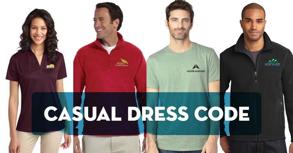 Casual Dress Code