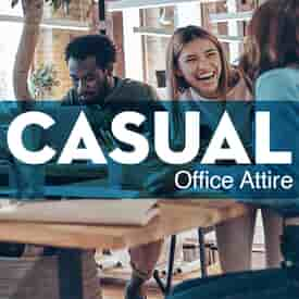 Casual Office Attire: Responding to the Rise of the Casual Office Dress Code