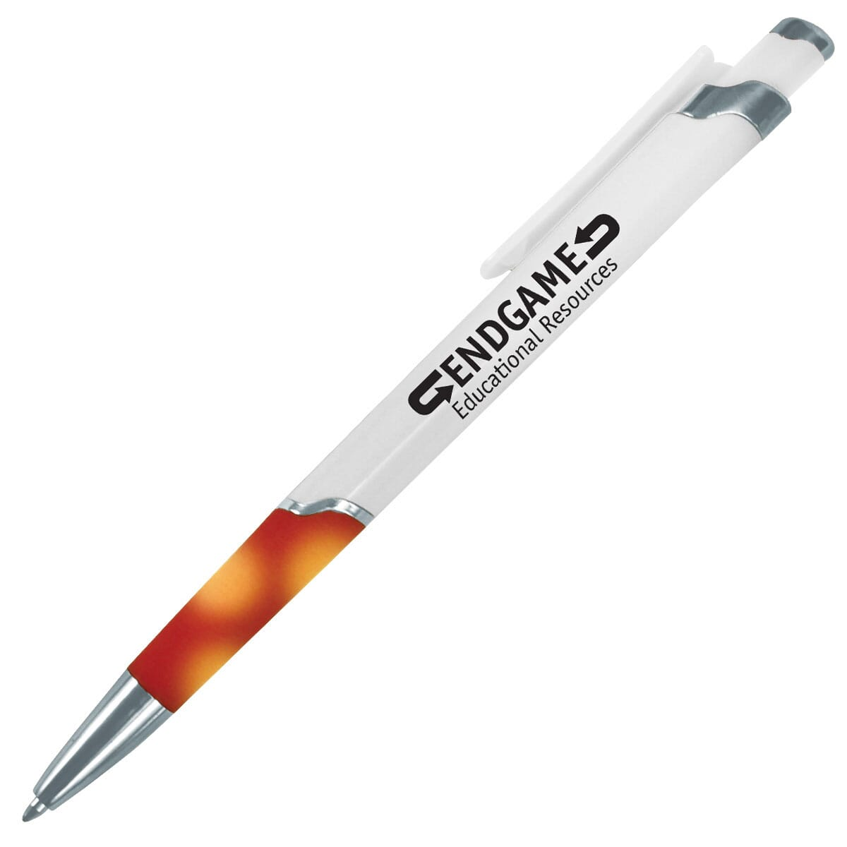 Pen with Color-Changing Grip