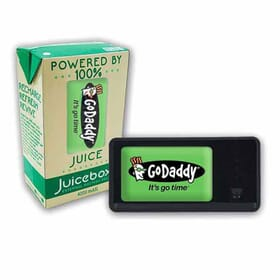 Juicebox powerbank