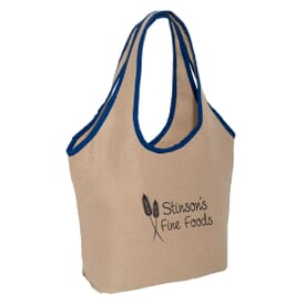 Soft Touch Juco Shopper Tote