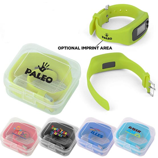 Pedometer Activity Tracker