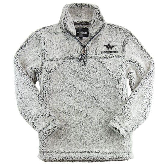 Cozy Quarter-Zip Pullover