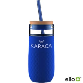 20 oz Ello® Devon Glass Tumbler