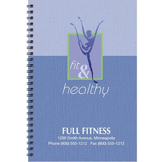 Food & Fitness Notebook