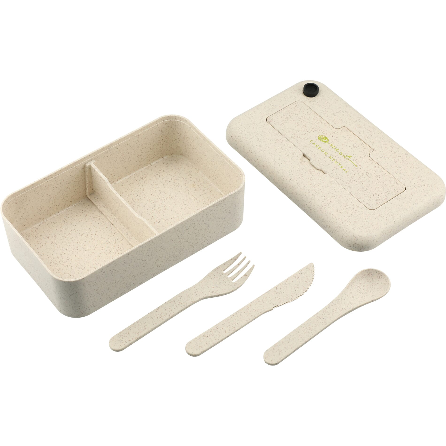 natural bamboo lunch container bento box
