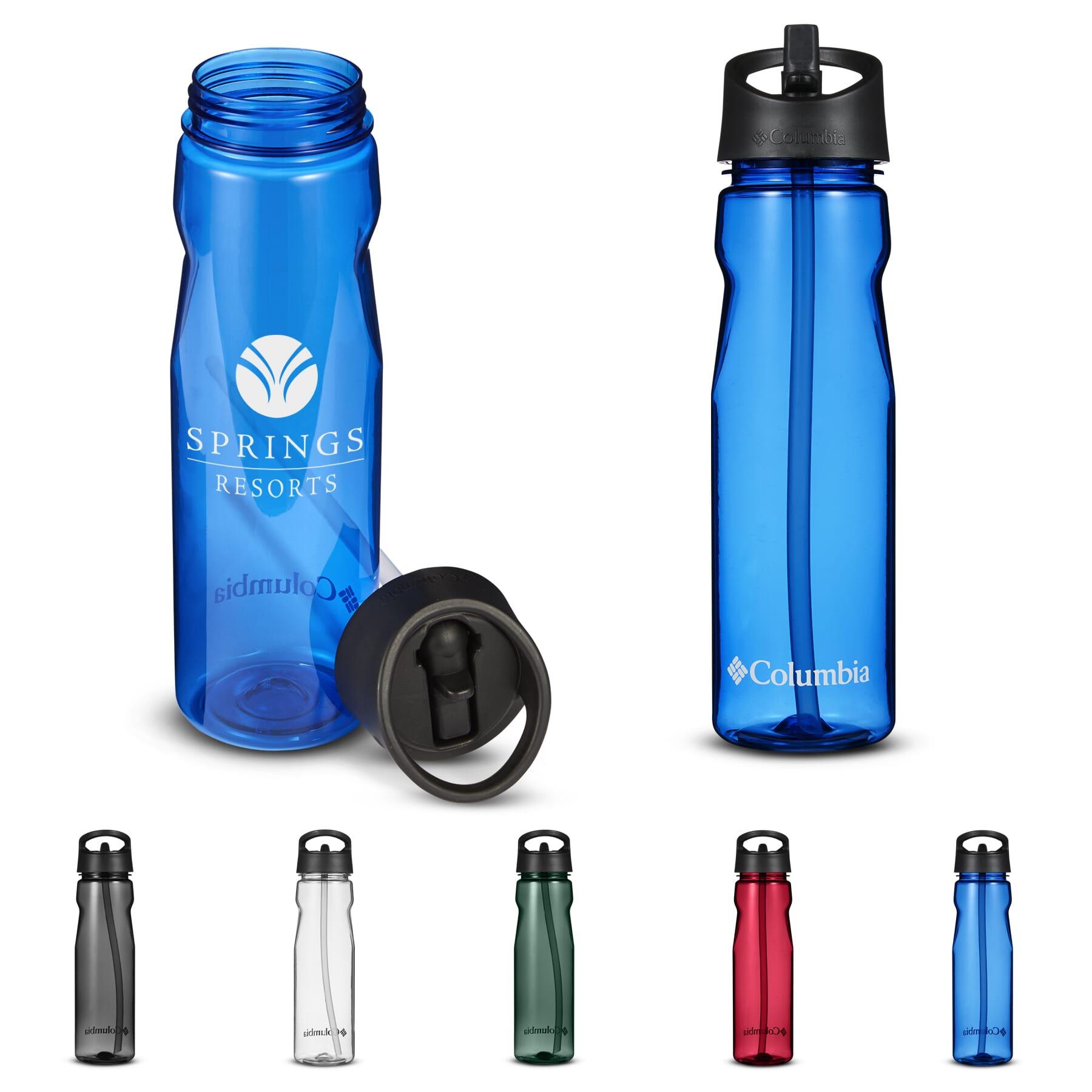 Columbia® Tritan Water Bottle
